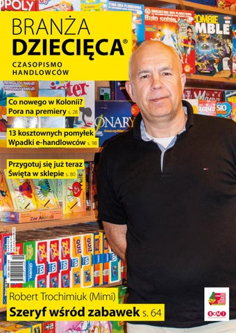 fc6c903326b88 Branża Dziecięca 2/2108 by Branża Dziecięca - issuu