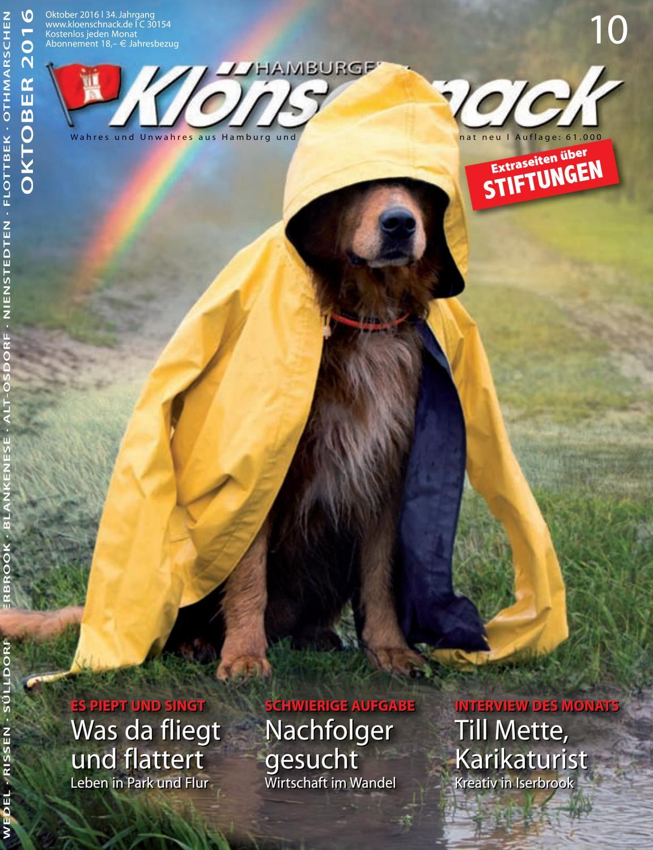nuetzliche tipps fuer ihre anstehende kuechenrenovierung, kloenschnack oktober 2016 by hamburger klönschnack - issuu, Innenarchitektur