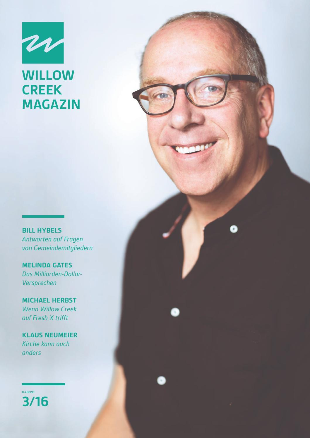 WILLOW CREEK MAGAZIN 3/16 by Willow Creek D/CH - issuu