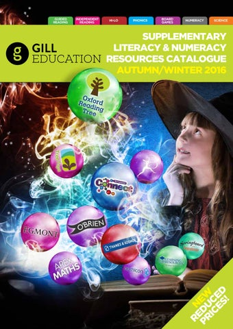 Gill education supplementary literacy numeracy resources primarya re ne d w price uce s d fandeluxe Images