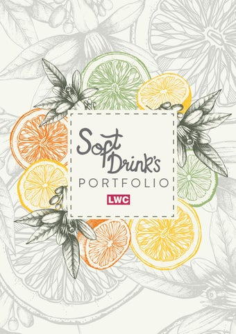 LWC Soft drinks brochure by Signature Brands - issuu