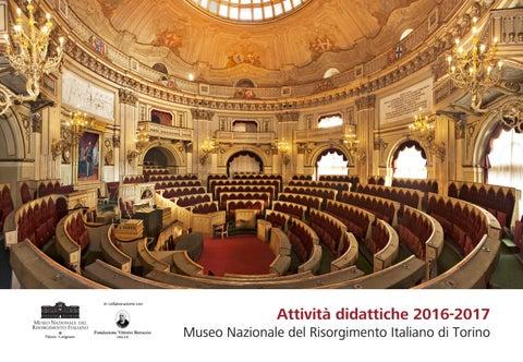 Museo Nazionale Del Risorgimento Italiano.Attivita Didattiche 2016 2017 Museo Nazionale Del Risorgimento