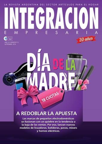 Integración Empresaria 112 by Grupo Eletrolar - issuu 281dda31cc86