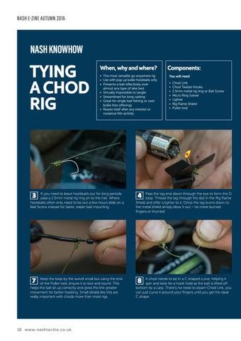 Nash Hook Rig Ring 2.5mm