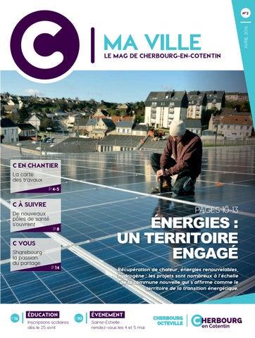 Cmaville N2 Cherbourg Octeville By Service Communication Ville De