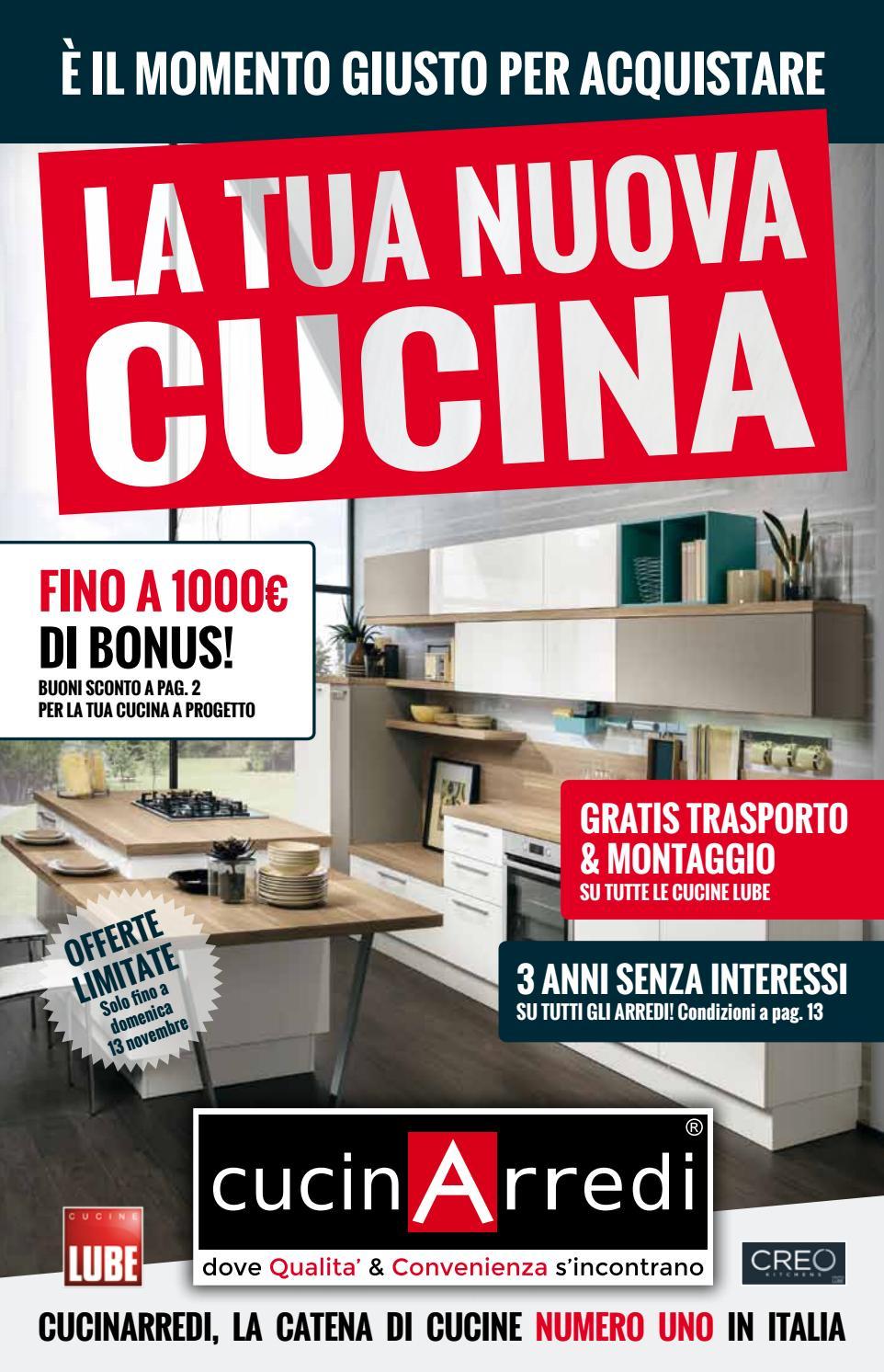 Cucinarredi la tua nuova cucina by cucinarredi issuu - Descrivi la tua cucina ...