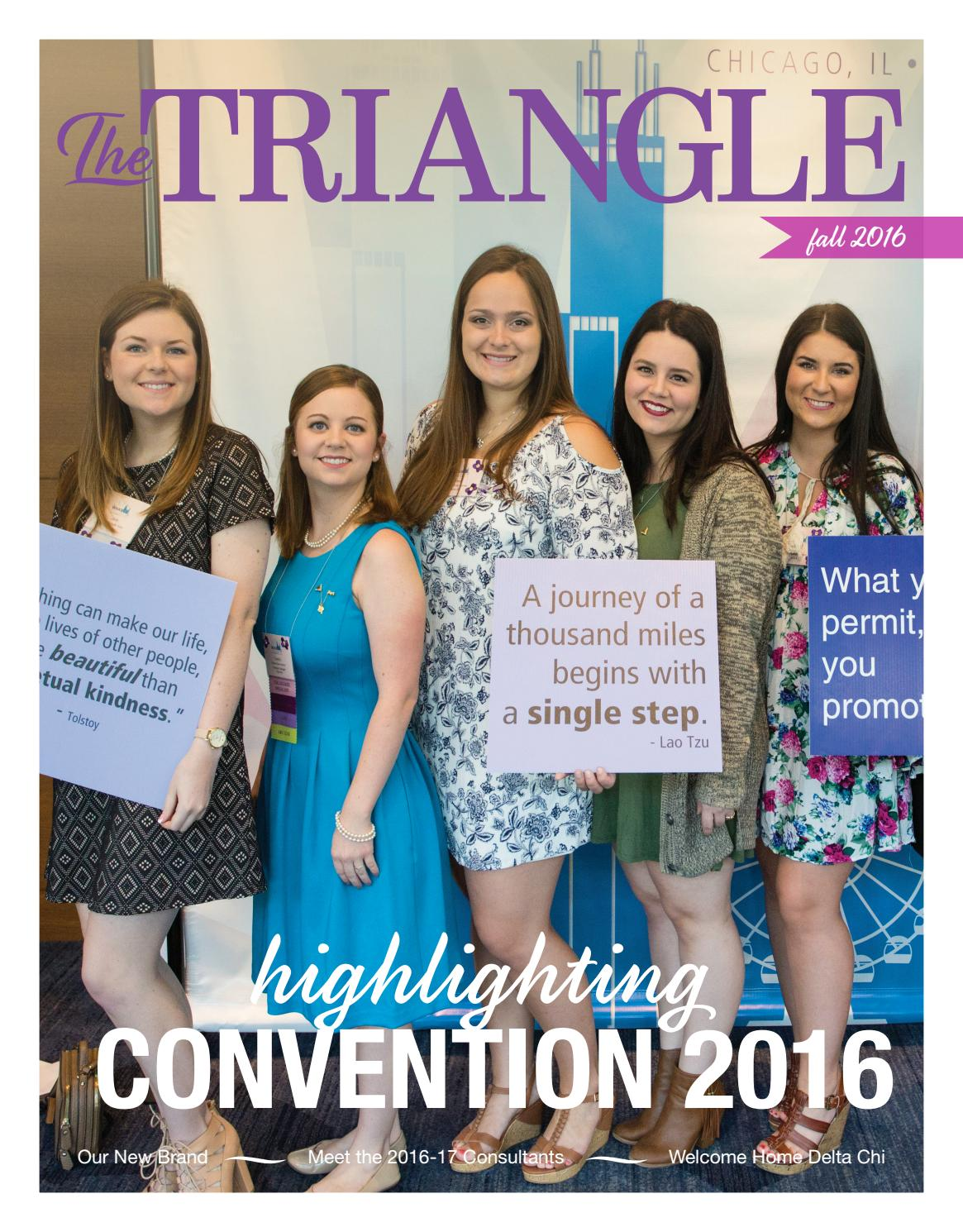 The Triangle Fall 2016 by Tri Sigma - issuu