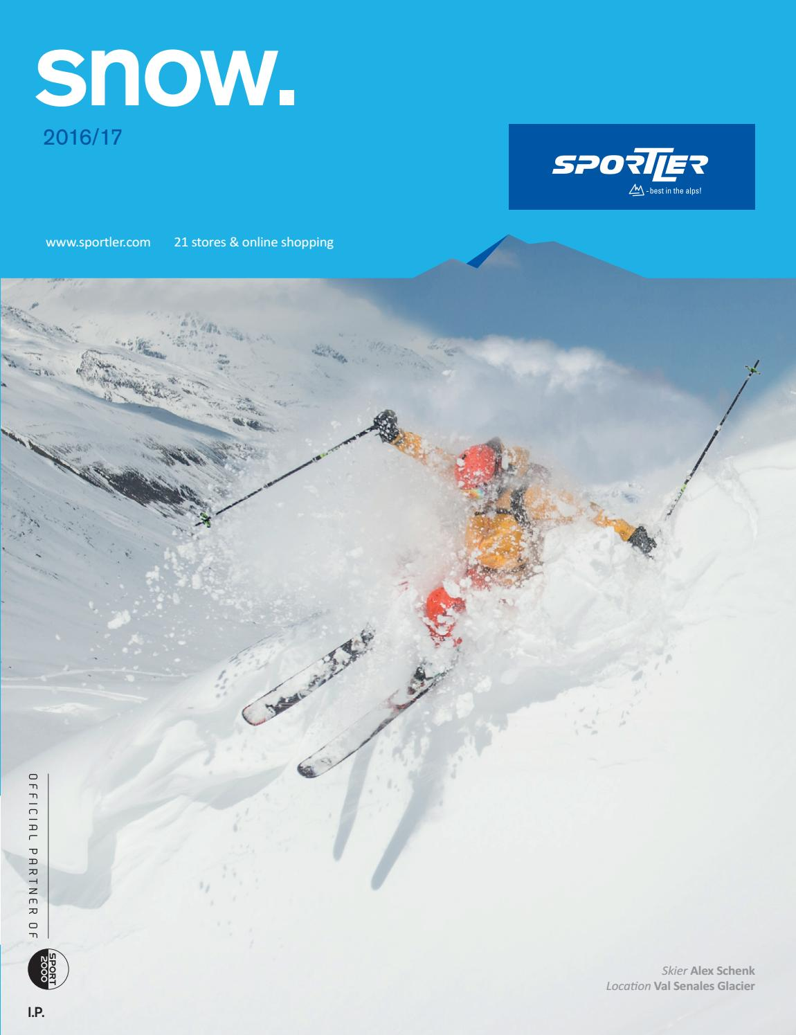 snow. 201617 by SPORTLER issuu