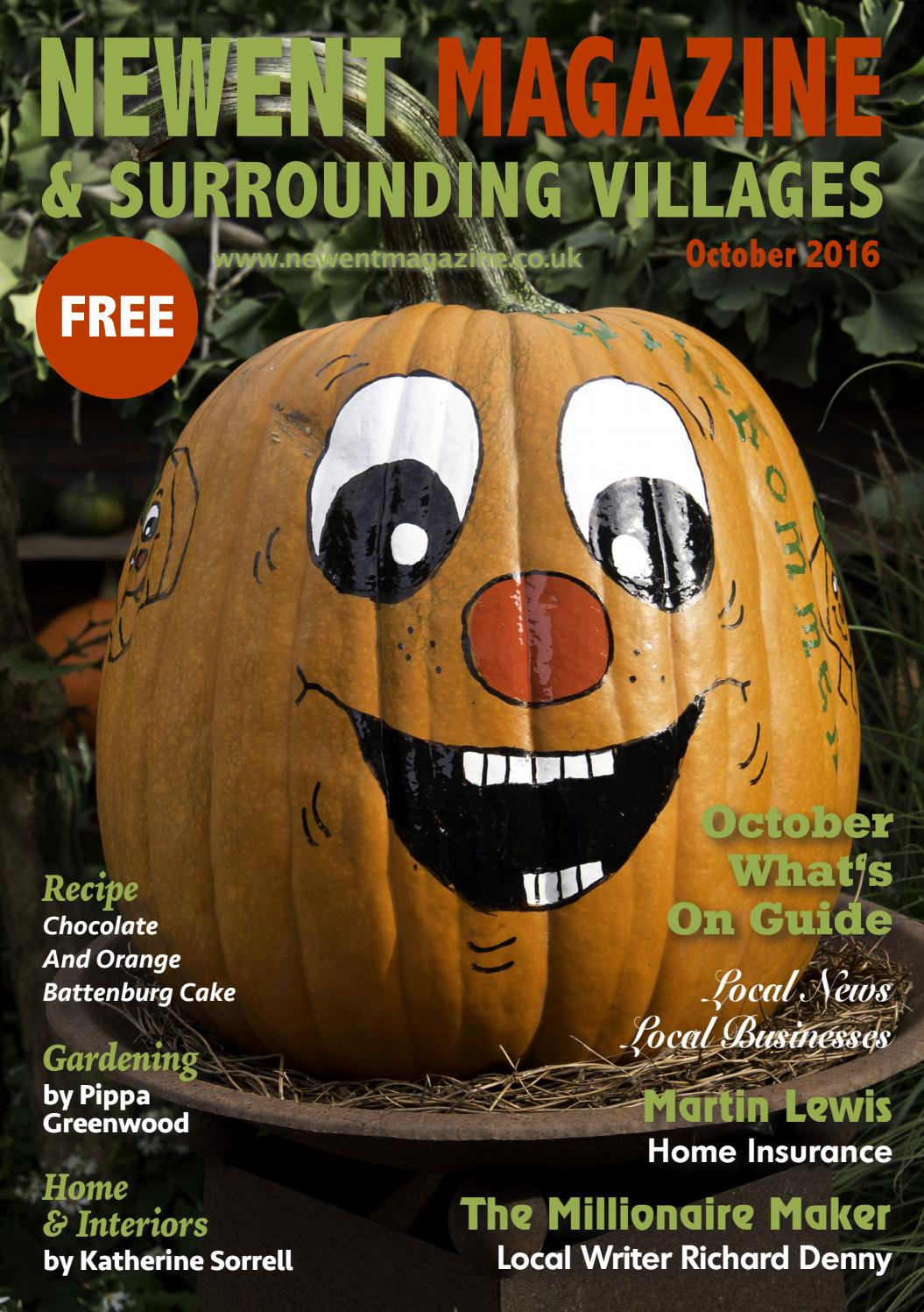 Newent Magazine October16 by Glos Directories - issuu