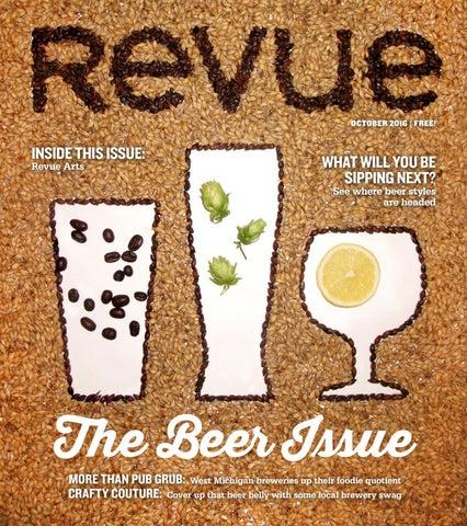 Revue Magazine, October 2016 by Revue Magazine - issuu