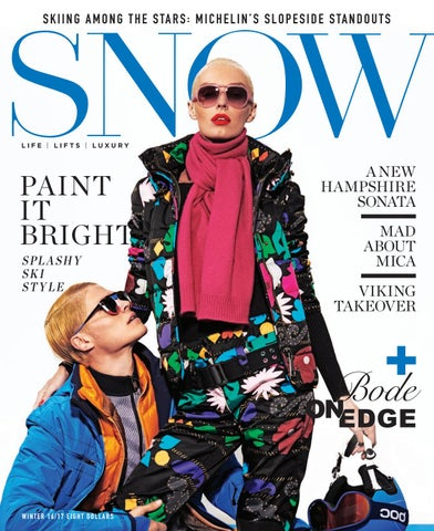 SNOW Magazine Winter 2016 by SNOW - issuu 0a5bfddf1
