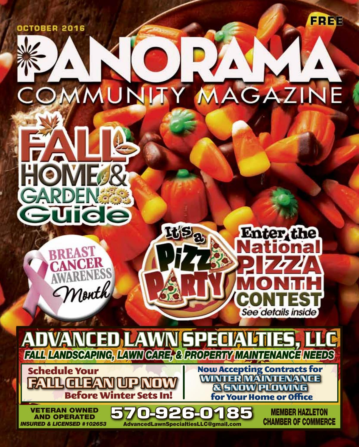 Kitchen gallery design center north broad street west hazleton pa - Panorama Community Magazine October 2016 By Panorama Community Magazine Issuu