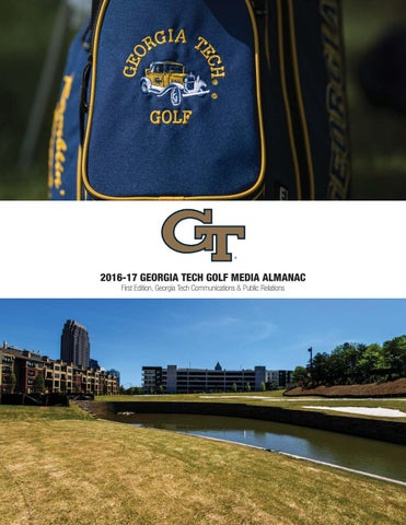 2016 17 Georgia Tech Golf Information Guide by GTAthletics issuu