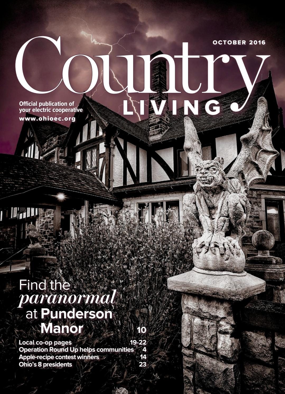 Country Living October 2016 Consolidated By American
