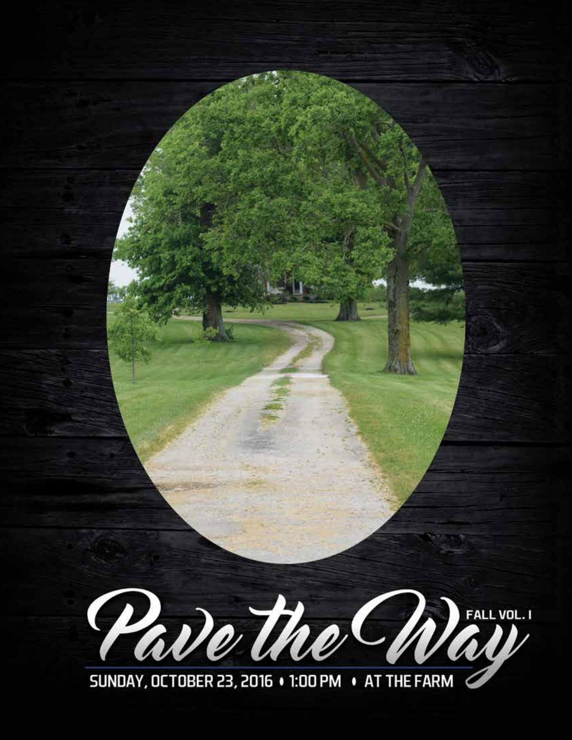 Pave the Way – 10.23.2016 | Cattle In Demand