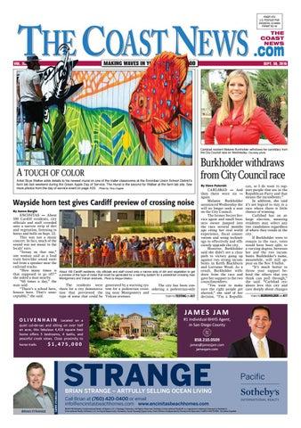 The Coast News September 30 2016 By Coast News Group Issuu