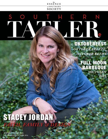 Southern Tatler Issue 16 2016 September October By