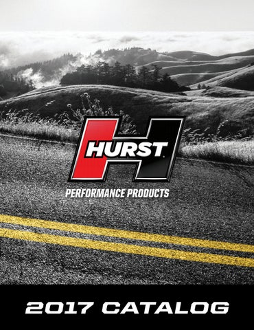 Hurst 3910201 Competition Plus Manual Shifter Fits 05-10 Mustang