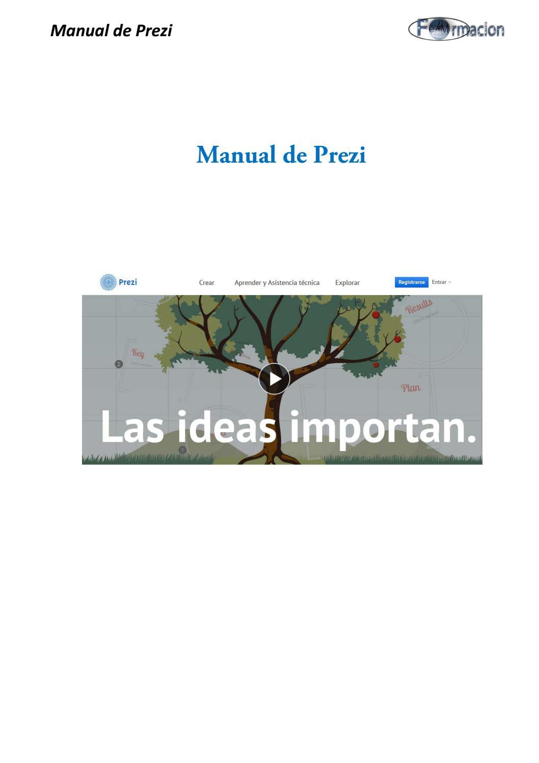 prezi una herramienta eficaz al alcance de un click by david - issuu