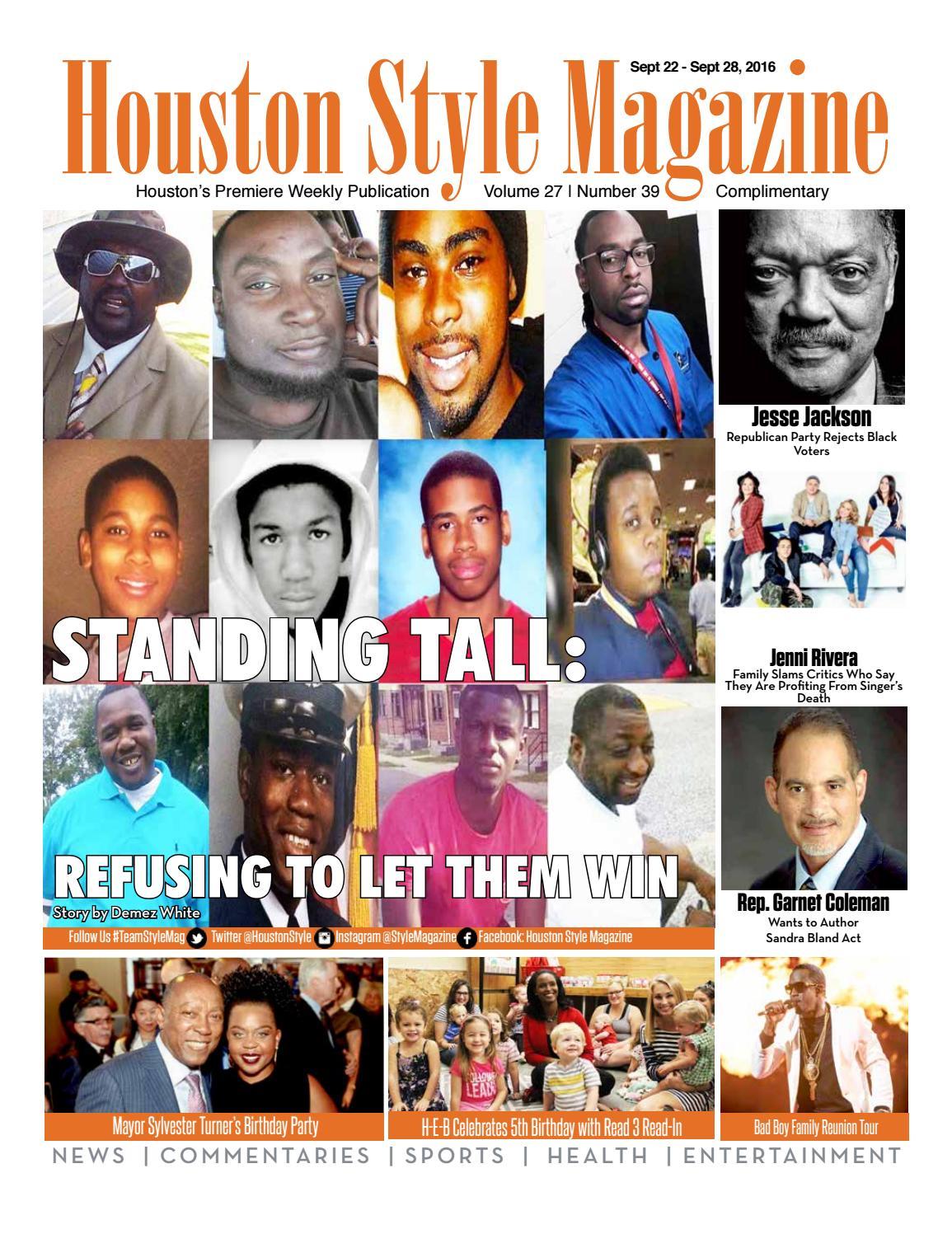 Houston Style Magazine vol 27 No 39 by Houston Style Magazine - issuu