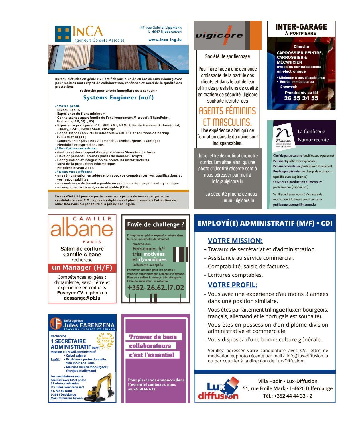 L Essentiel Epaper 2016 09 30 By L Essentiel Issuu