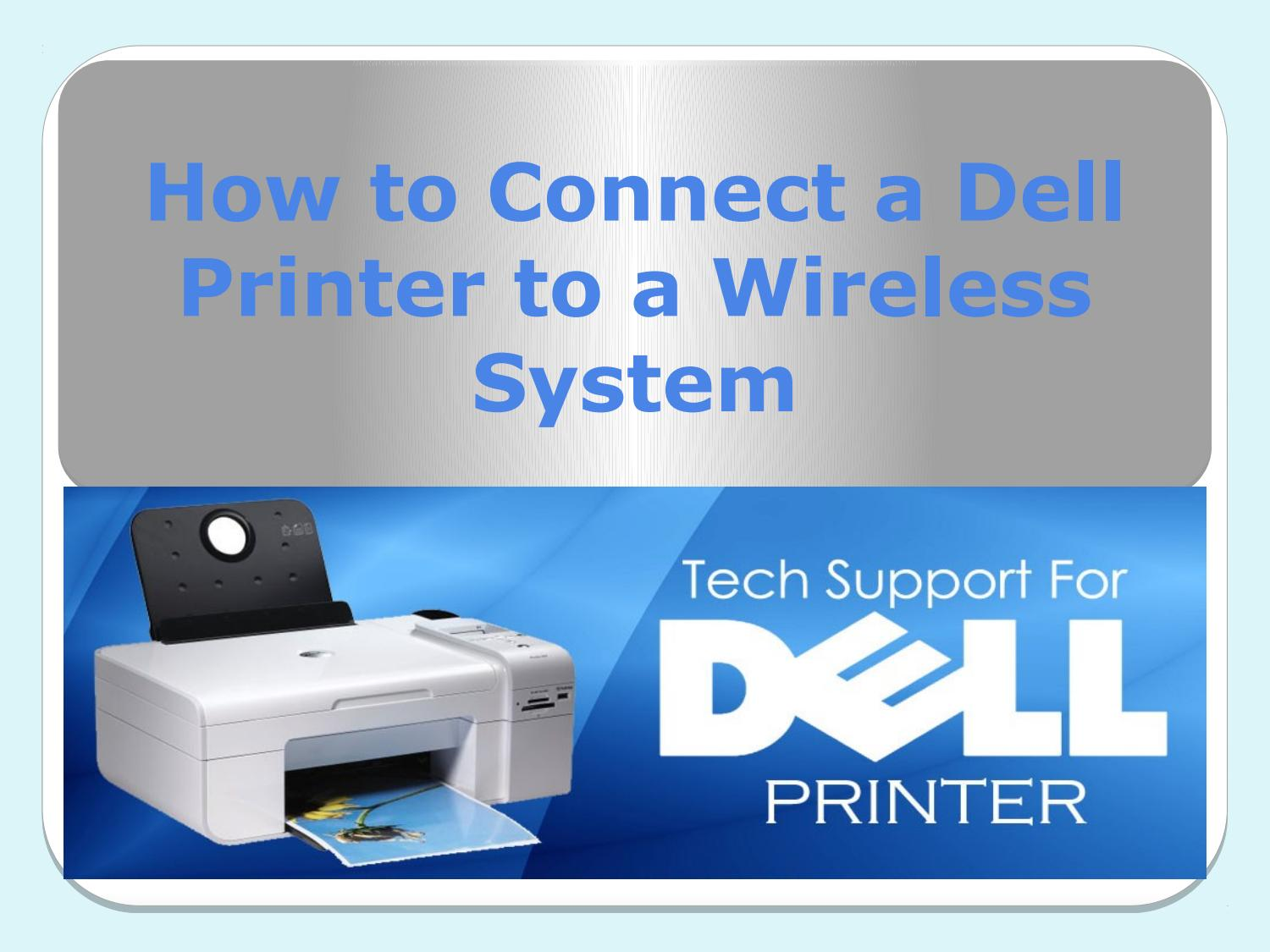 How To Troubleshoot Your Dell Printer