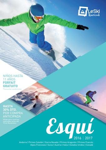 Catalogo nieve leski 2016