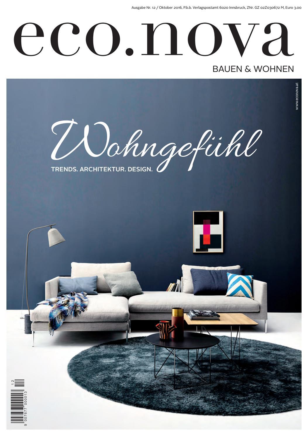 Eco.nova SPEZIAL Bauen U0026 Wohnen 2016 By Eco.nova Verlags Gmbh   Issuu