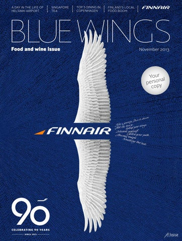 3c8884eb61 Blue Wings Food and wine issue November 2013 by Finnair BlueWings ...