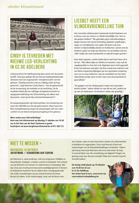 Info Lommel oktober 2016 by Stad Lommel - issuu
