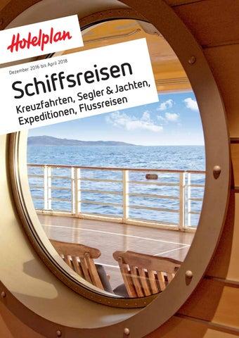 Hotelplan Schiffsreisen Von Dezember 2016 Bis April 2018 By