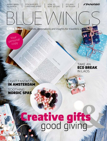 size 40 beaf6 6653e Blue Wings Gifts issue December 2014 by Finnair BlueWings - issuu