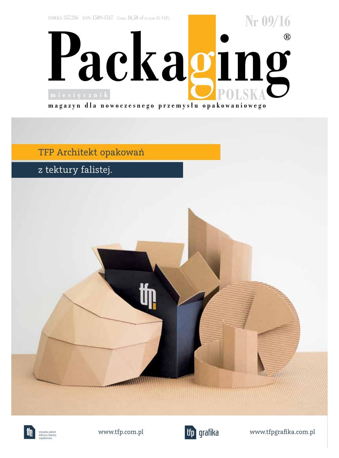66e111ad9073f Packaging Polska 09/2016 by Redakcja EMG - issuu
