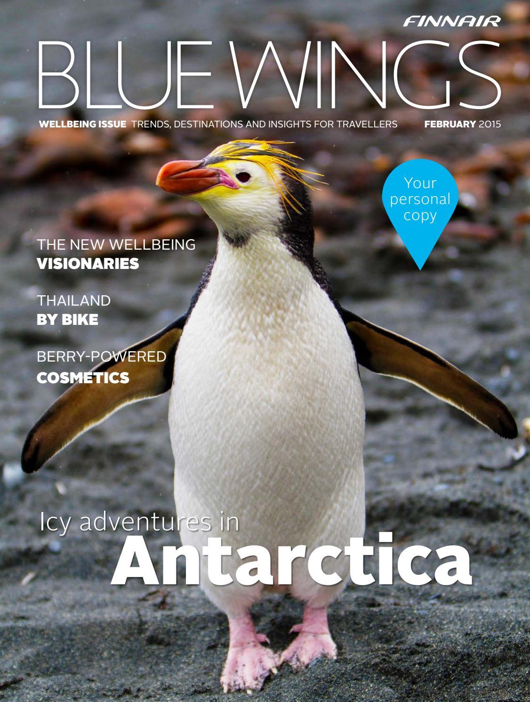 Blue Wings Wellbeing Issue February 2015 By Finnair Bluewings Issuu