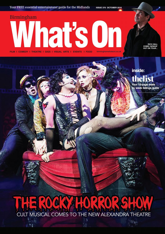 Birmingham Whats On October 2016 By Magazine For Sleeping Bag Mummy Xaba Warwickshire Worcestershire Issuu