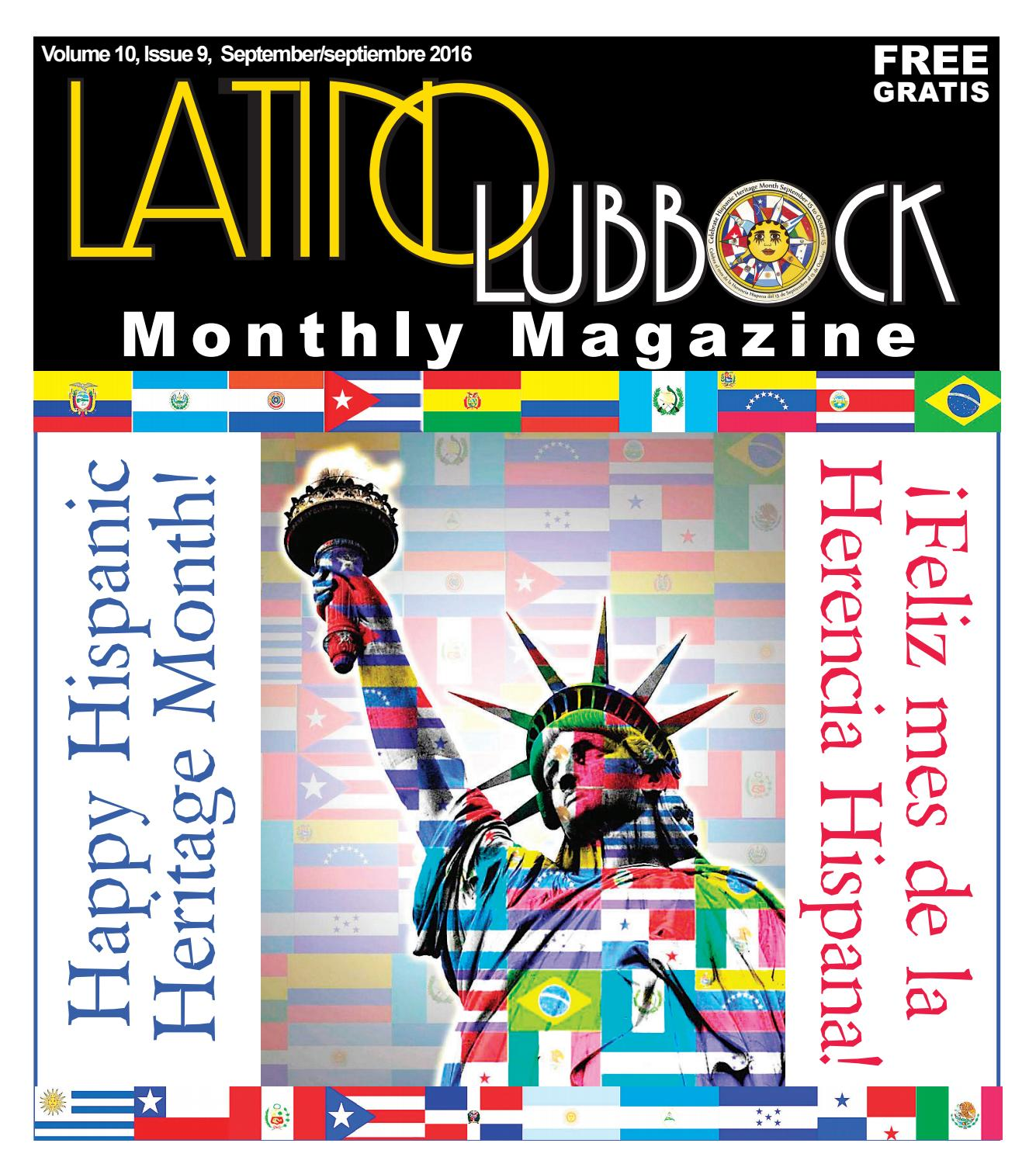 September Latino Lubbock Vol 10 Issue 9 by Christy Martinez-Garcia ...