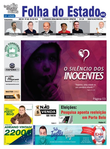 086bc0834 Folha do Estado SC - 30 setembro/2016 by Folha do Estado SC - issuu