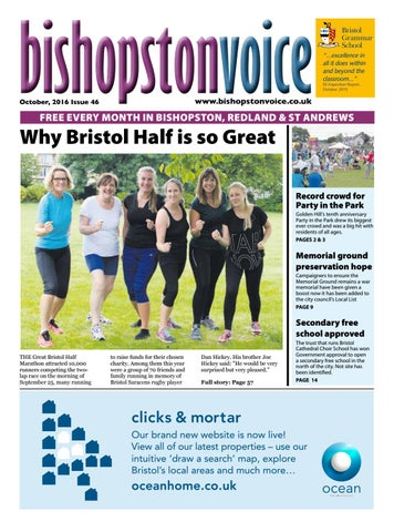 2e7db610882e6 Bishopston Voice October 2016 by Emma Cooper - issuu