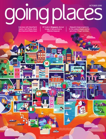 Going Places October 2016