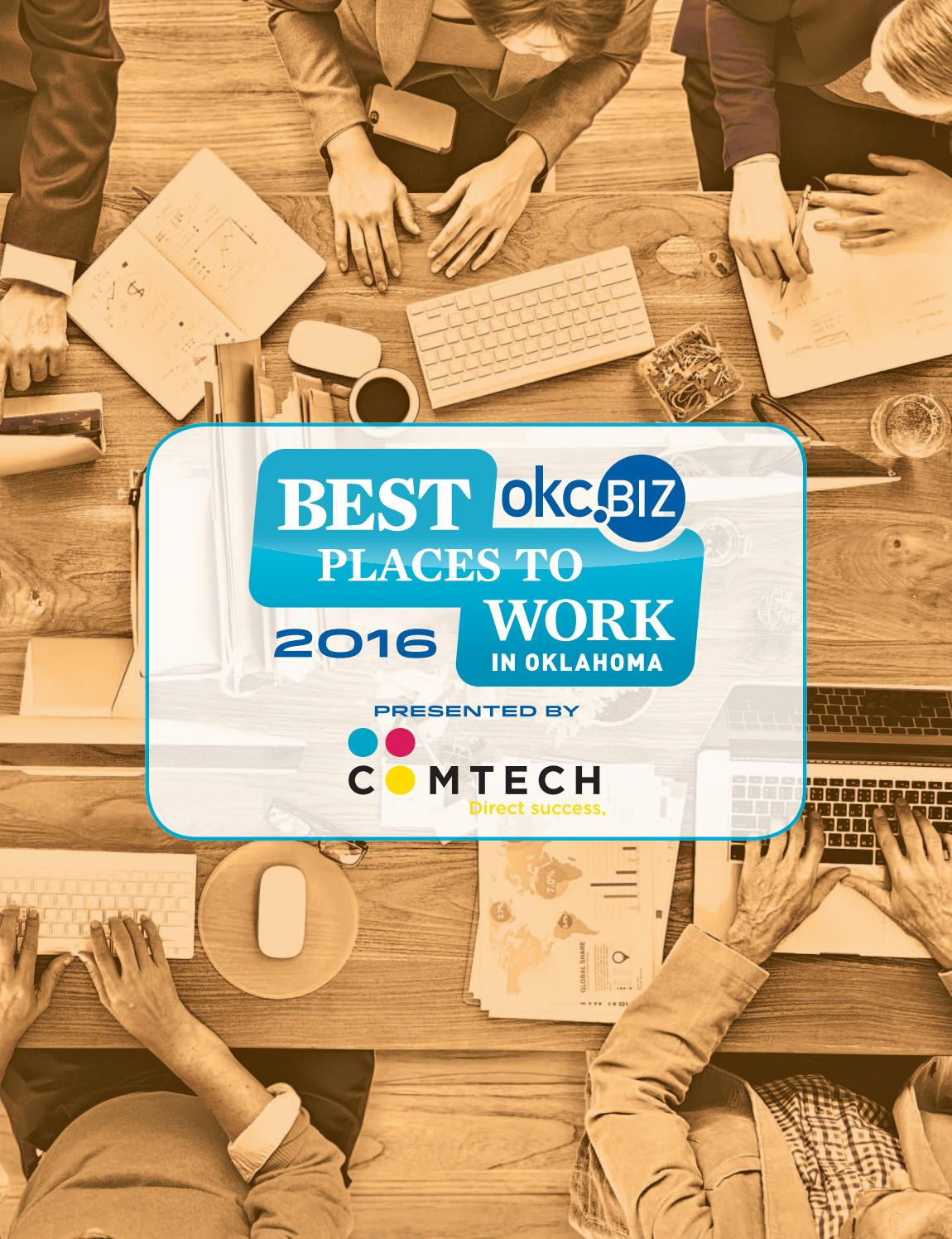 Okcz best places to work 2016 official program by okgazette issuu malvernweather Images