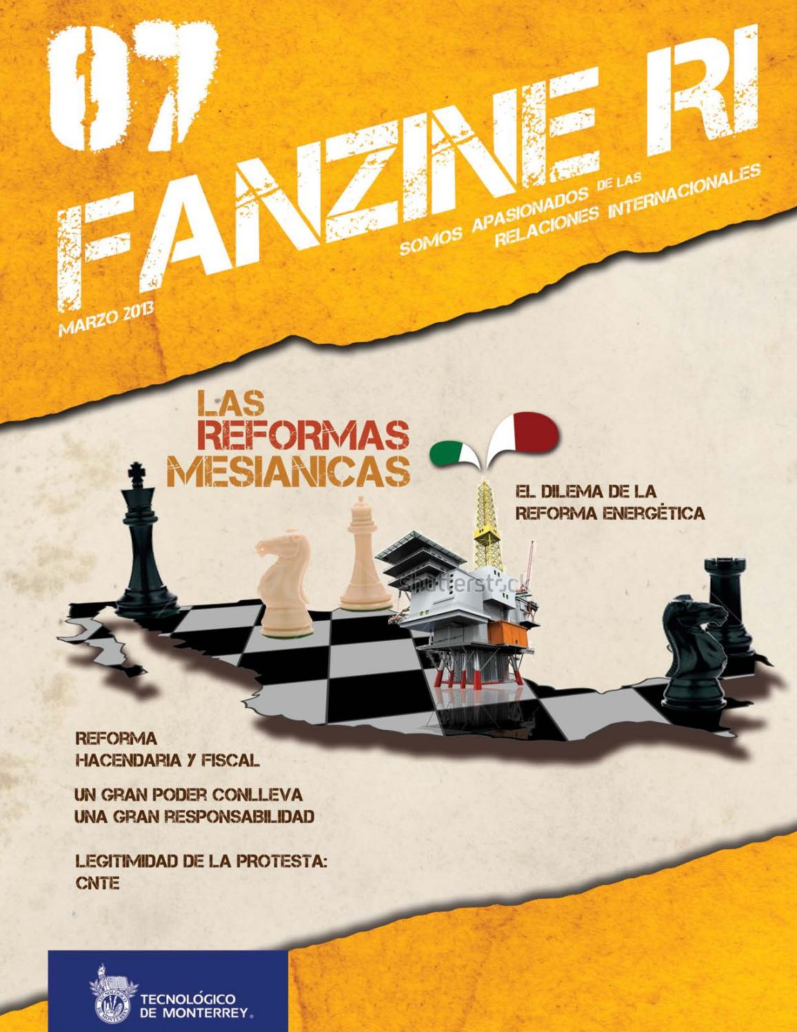 Fanzine RI 07 by Fanzinia - issuu