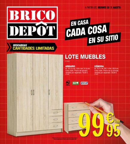 Bricodepot Aviles Septiembre 2016 By Kuickly Issuu