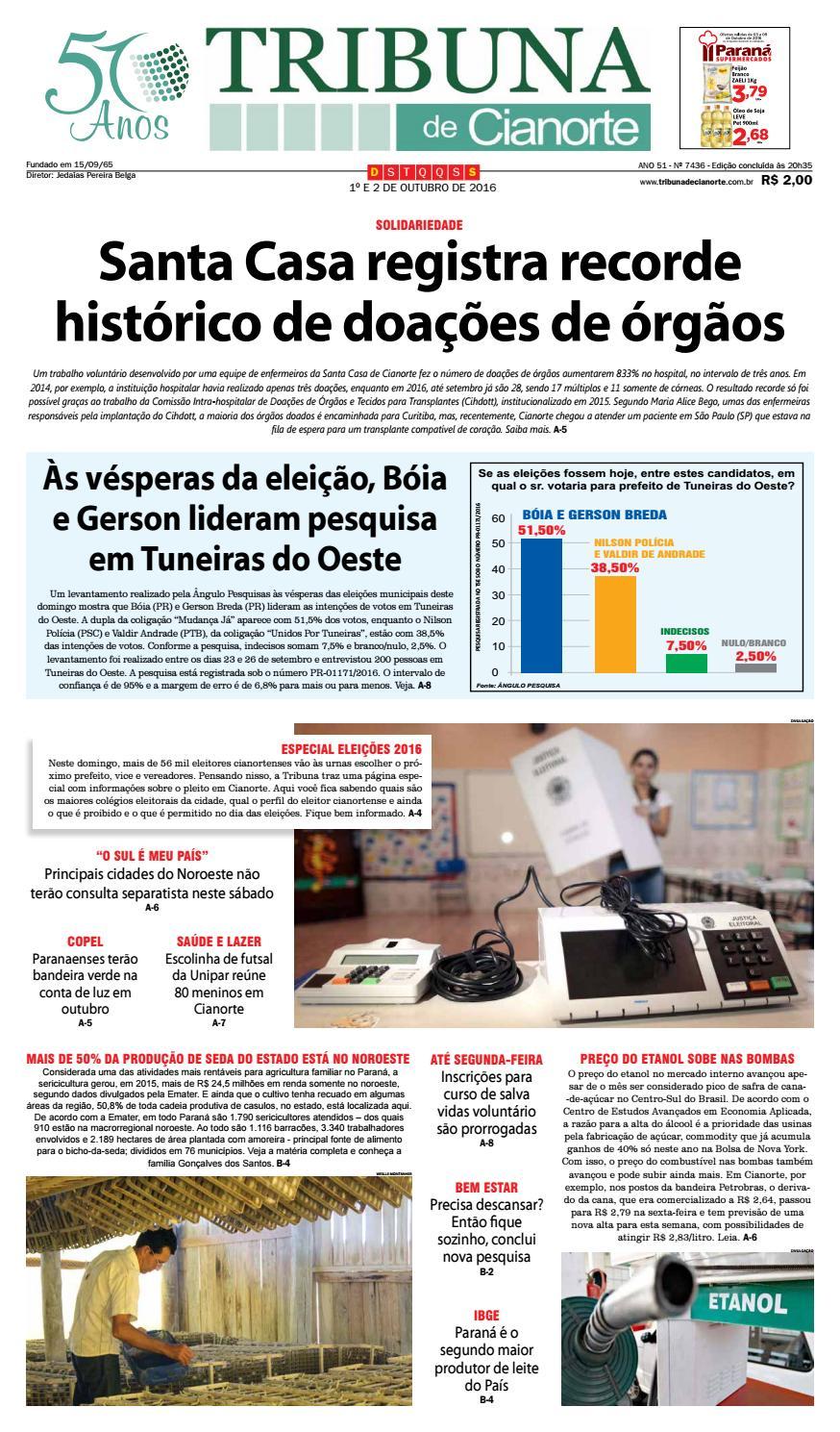 5ddc885c0d 01 e 02 10 tcianorte by Tribuna de Cianorte - issuu