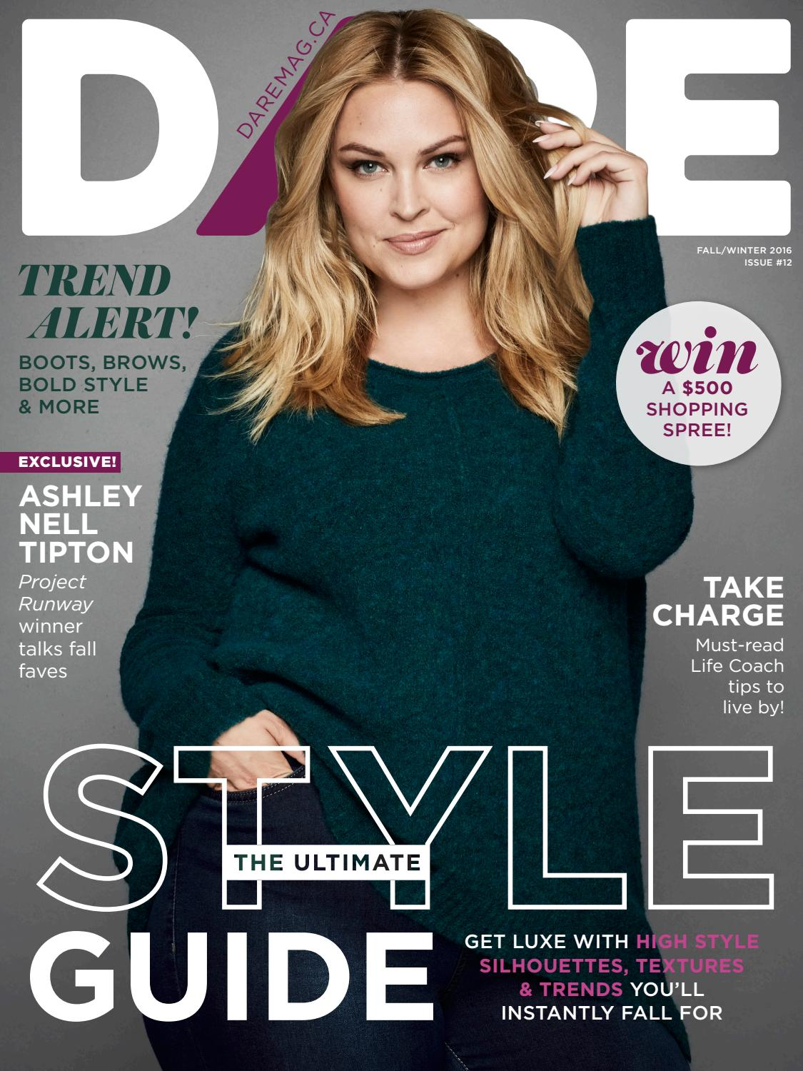 Plus-Size Magazines - Dare Magazine
