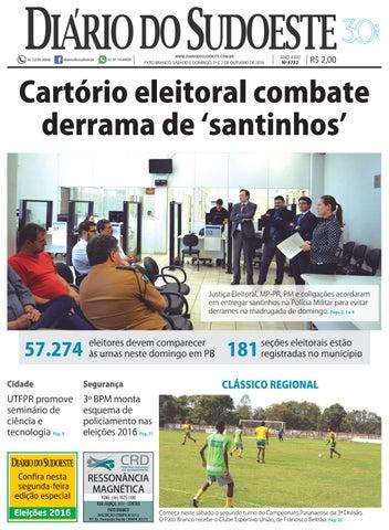 64102bd471f Diário do sudoeste 1 e 2 de setembro de 2016 ed 6732 by Diário do ...