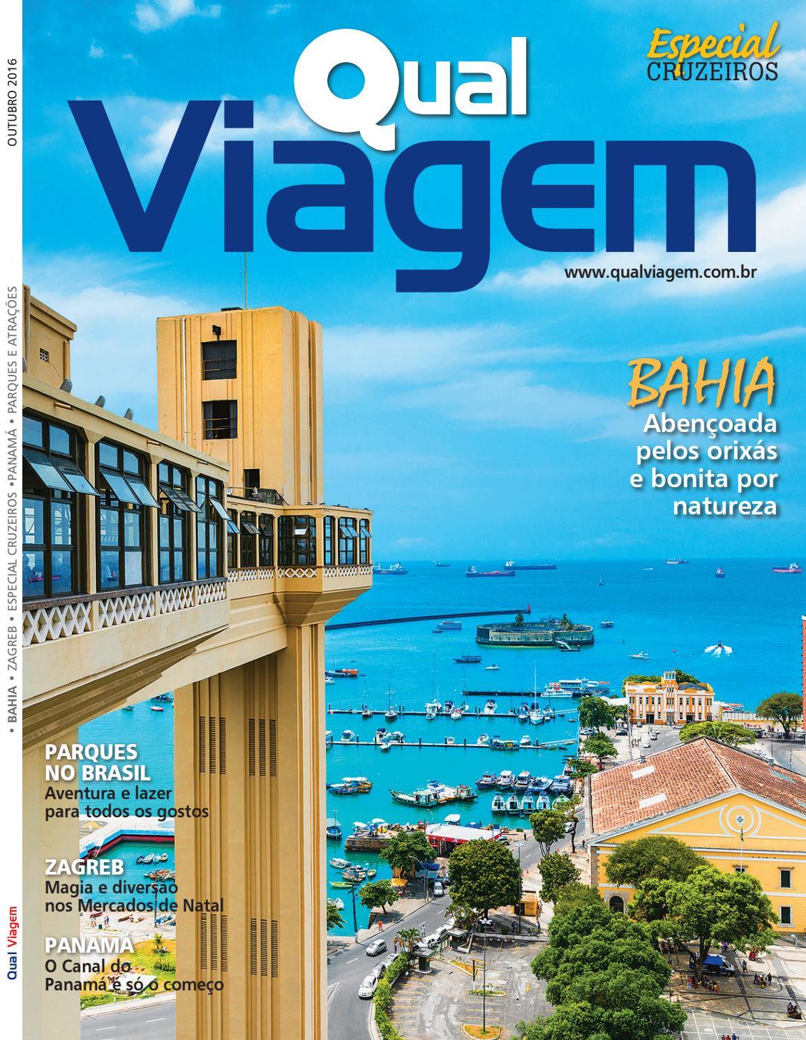 Revista Qual Viagem Edição 35 - Outubro   2016 by Editora Qual - issuu 80b599552b038