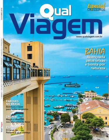 7566de39e Revista Qual Viagem Edição 35 - Outubro / 2016 by Editora Qual - issuu