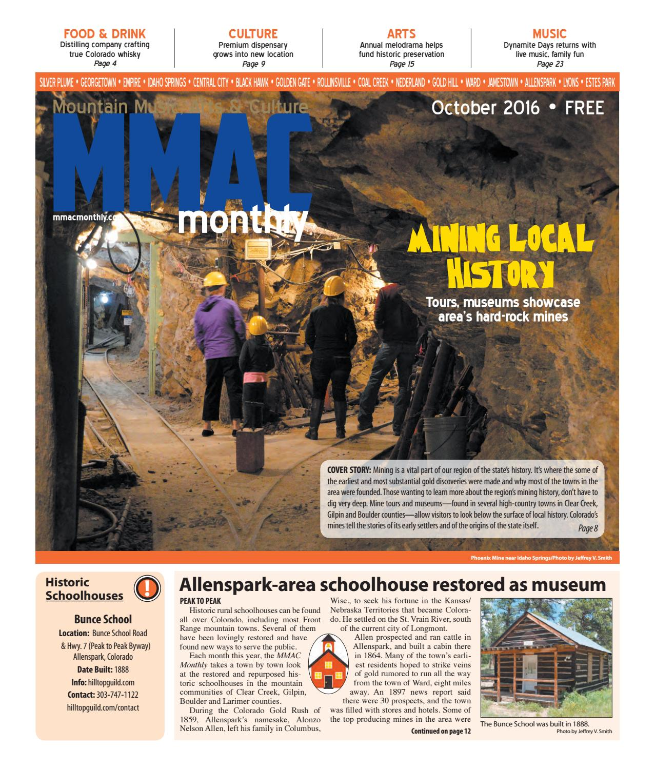MMAC Monthly October 2016 by Wideawake Media - issuu