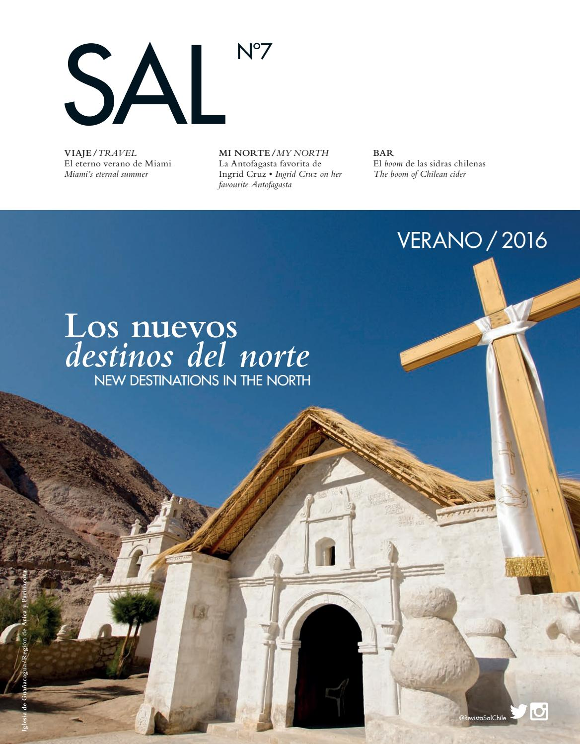 SAL Nº7 by Editorial Actual - issuu