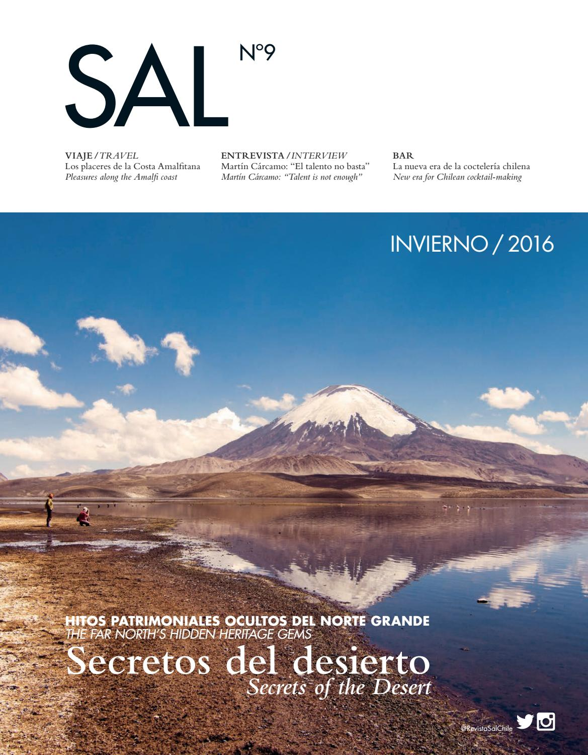 SAL Nº9 by Editorial Actual - issuu